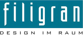 Filigran Design - über 25 Jahre Raumgestaltung Heidelberg Logo