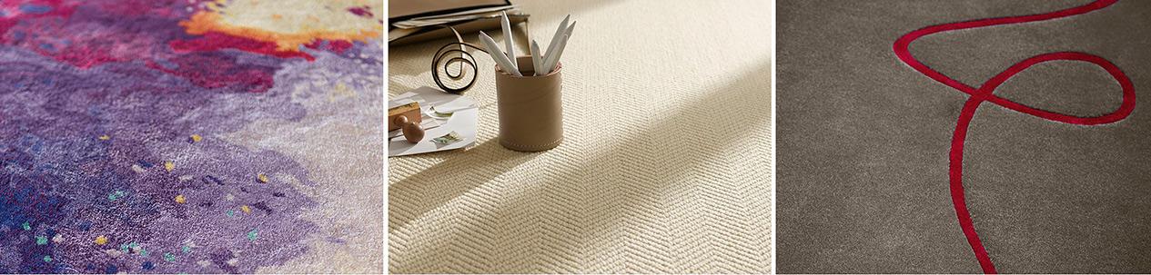 filigran design Teppiche
